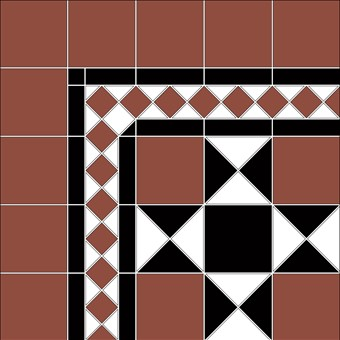 DONARD RED with GOSFORD RED BORDER & RED FIELD TILES.jpg