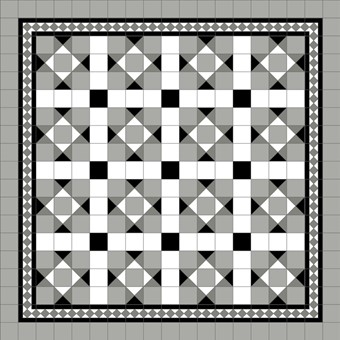 TOLLYMORE MONOCHROME STRAIGHT DARK GREY BORDER ZINCO INFILL.jpg