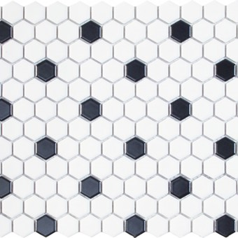 Abbot Hexagon Mosaics 26x30cm By Armatile -  KM60 Set (2).jpg