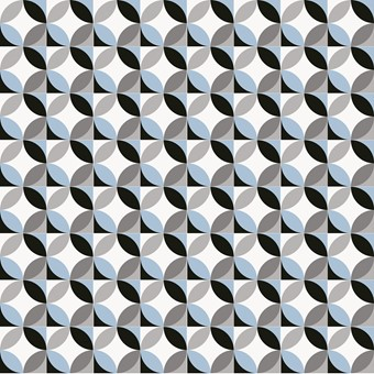 Chic Circ Sky Blue (R10) 20x20 by Armatile - Large Swatch.jpg