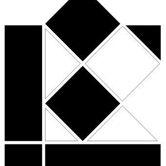 Component Parts - Gosford Black and White Corner 93x93mm (GOSREV02C).jpg
