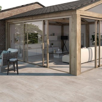 Duplex Taupe 60x120x2cm Pavers and matching indoor tiles from Armatile.jpg