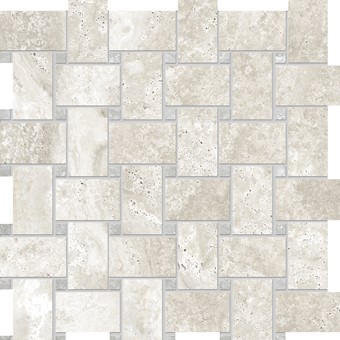 Armatile - Streambed Stone Bone Weave Mosaic Sheet.jpg